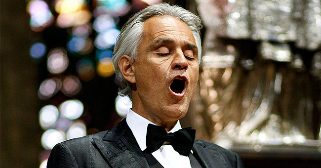 Andrea Bocelli Reveals COVID-19 Diagnosis and Says He Didn't Want to Unnecessarily Alarm His Fans