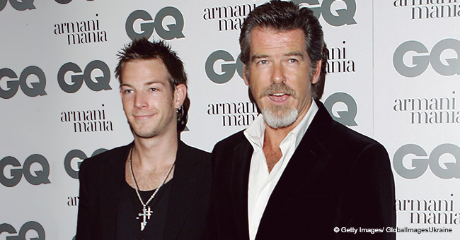 Pierce Brosnan's Son Sincerely Opens up about His Struggle with Addiction