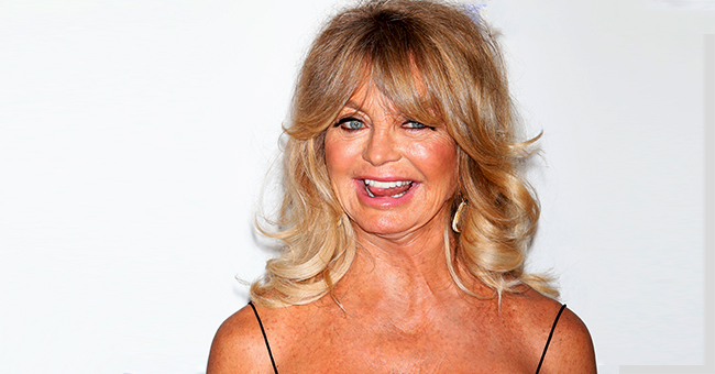 Goldie Hawn Toasts 'Best Daddy' Kurt Russell in a Lovely Family Photo