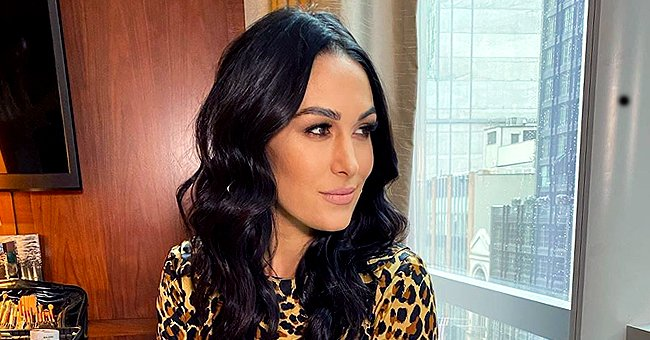 Get a Sneak Peek of Photos Brie Bella Shared from a Photo Shoot with Her One-Month-Old Son