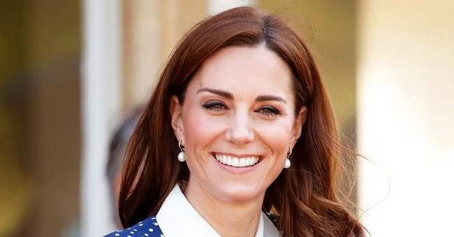 Kate Middleton Debuts Sapphire & Diamond Jewellery Set Crafted from Princess Diana's Collection