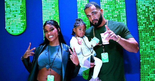 Joseline Hernandez of LHHATL Fame Shares Photo from Outing with Boyfriend DJ Ballistic and Daughter Bonnie Bella