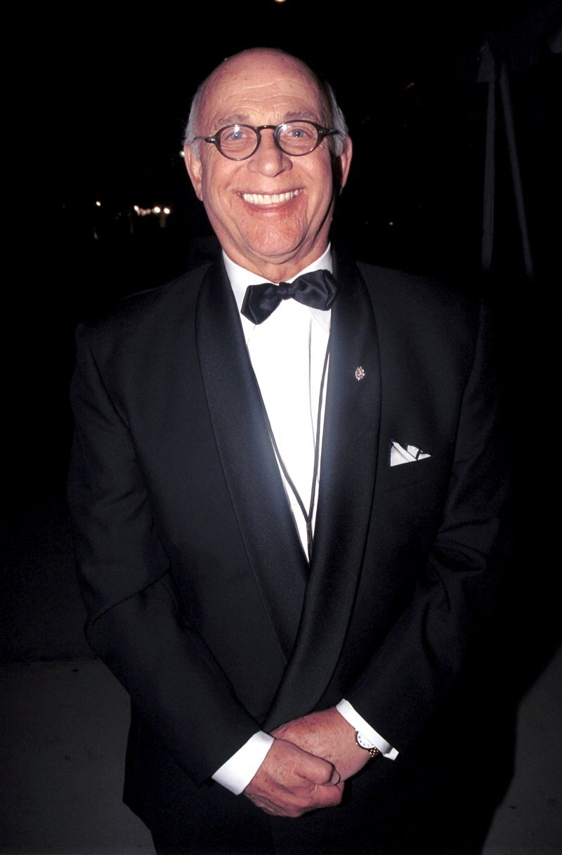 Gavin MacLeod on March 16, 2003 in Hollywood, California | Photo: Getty Images