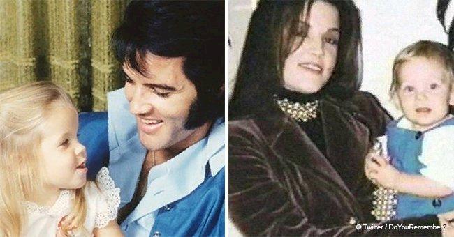 Le petit-fils d'Elvis Presley a grandi et ressemble exactement à son grand-père