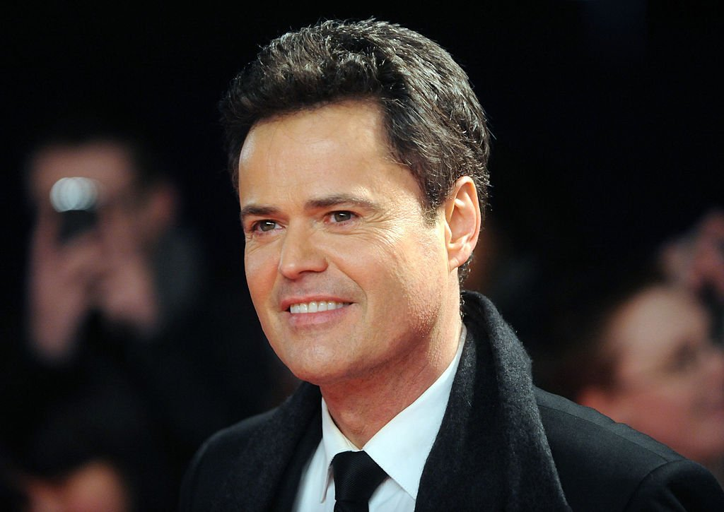 Donny Osmond attends the National Television Awards | Photo: Stuart Wilson/Getty Images