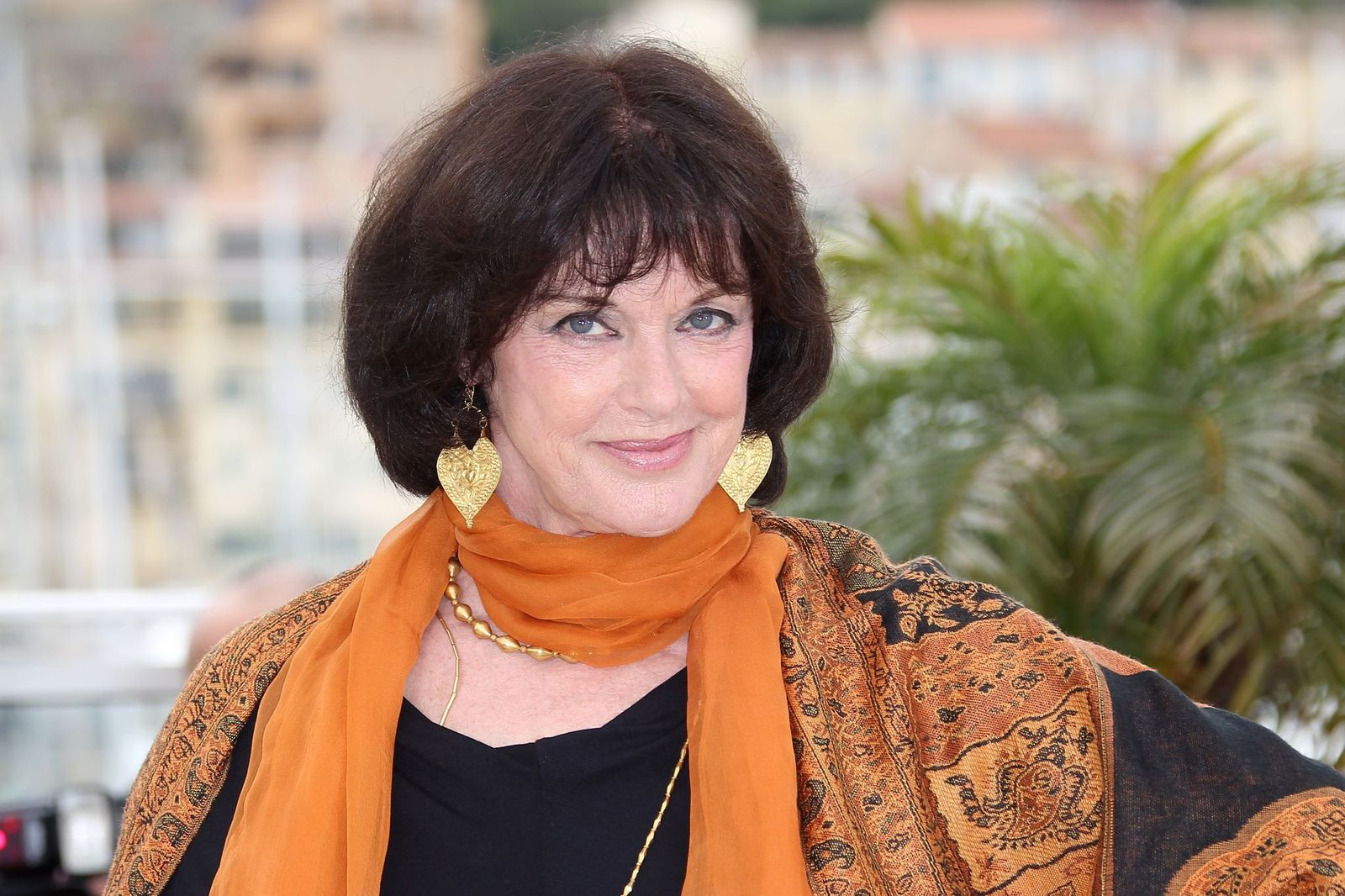 L'actrice Anny Duperey   Photo : Getty Images.
