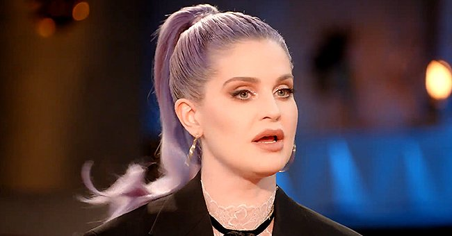 Kelly Osbourne Reveals She Never Went to Work Sober before Rehab in a 'Red Table Talk' Episode