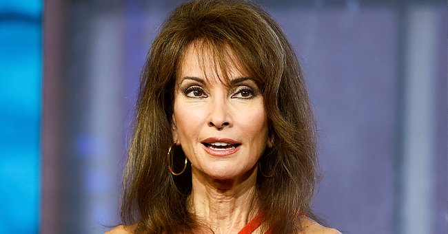 Check Out Susan Lucci's Age-Defying Beauty at 74 as She Lies On Her Bed Wrapped In a Towel