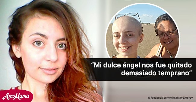 Mujer de 21 años muere de raro cáncer 8 semanas después de un errado diagnóstico de infección