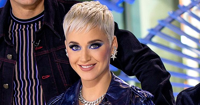 ET Online: Katy Perry Talks about Returning to Work & Not Being Able to Be with Her Daughter