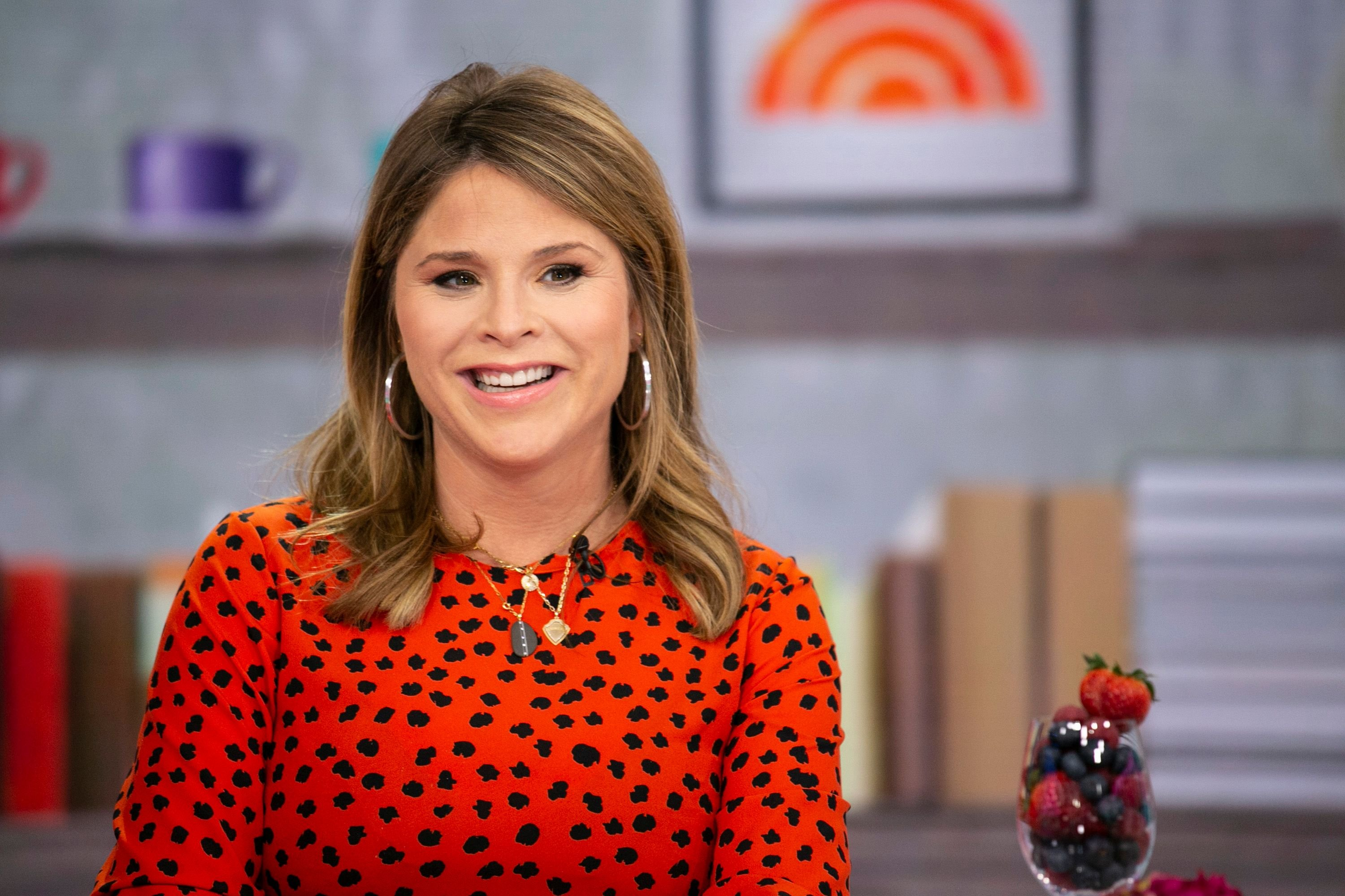 Jenna Bush Hager at Today - Season 68 on Monday May 13, 2019 | Photo: Getty Images