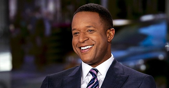 Craig Melvin's Daughter Wears Mom's Wedding Shoes as They Pose Together in Cute Photos