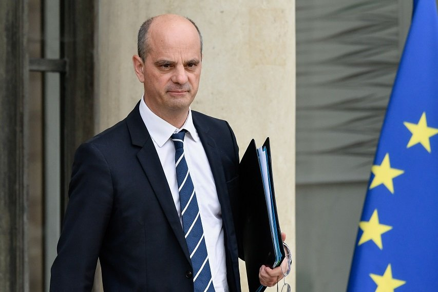 Le ministre de l'Éducation Jean-Michel Blanquer | Photo : Getty Images