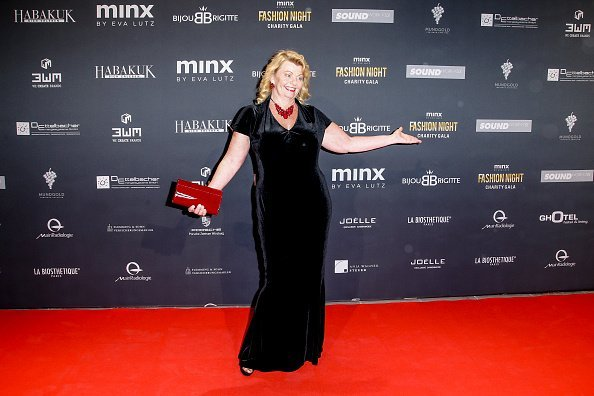 Inger Nilsson during the Minx Fashion Night | Photo: Getty Images