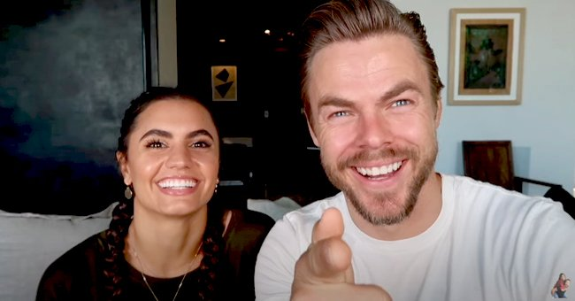 Here's What DWTS' Derek Hough Said about Proposing to Hayley after Their Performance Next Week