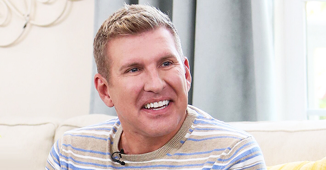 Todd Chrisley of 'Chrisley Knows Best' Wishes Granddaughter Chloe Happy Birthday in a Sweet Instagram Post