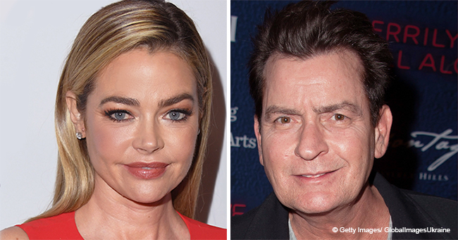 Why Denise Richards Invited Former Husband Charlie Sheen to Her Wedding