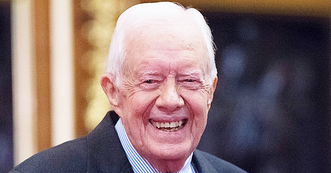 Jimmy Carter Talks about past Cancer Diagnosis in Church, Says He's Completely at Ease with Death