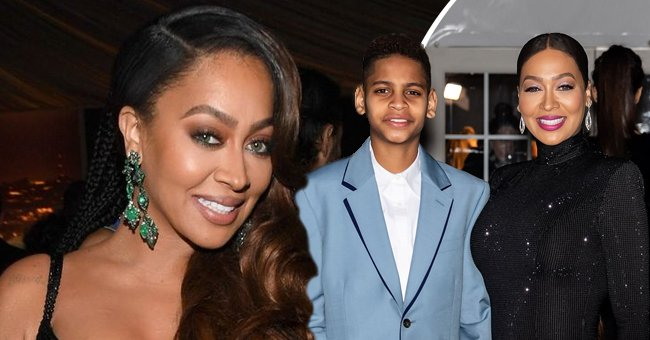La La Anthony Reveals How Her Relationship Changed with Teen Son Kiyan during Quarantine