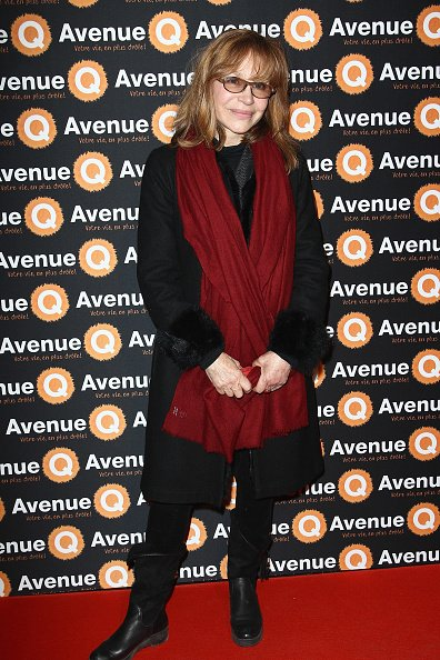 Elisabeth Depardieu à Bobino le 9 février 2012 à Paris, France. | Photo : Getty Images