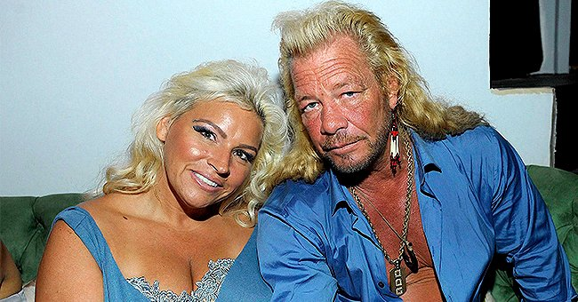 Duane 'Dog' Chapman's Fans Show Support for the 1-Year Remembrance Event of His Wife Beth's Death