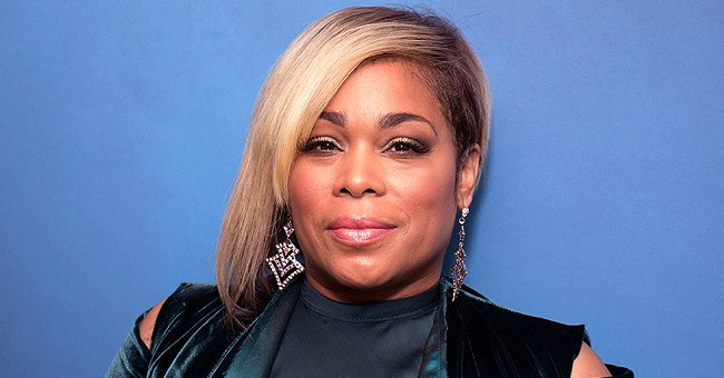 Watch What TLC Singer T-Boz Does to Show off Her Playful Side (Video)