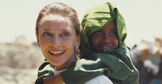 Audrey Hepburn's Son Luca Dotti Reflects On Her Strength and Courage as a Humanitarian
