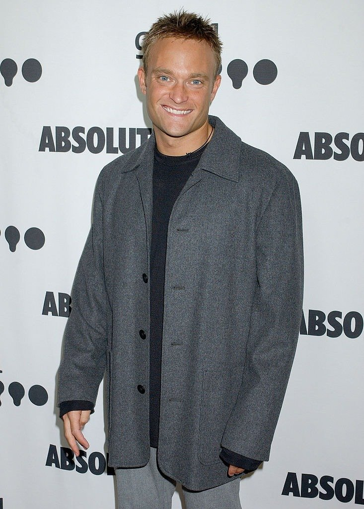 Chad Allen during 16th Annual GLAAD Media Awards - Arrivals at Kodak Theatre in Hollywood, California   Photo: Getty Images