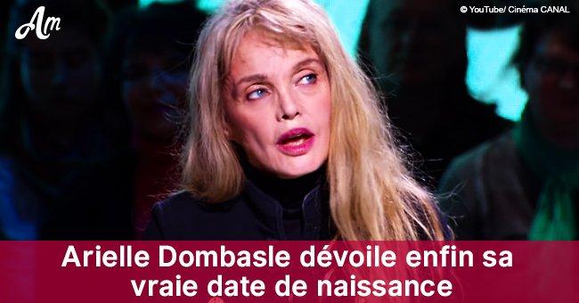 L'âge réel d'Arielle Dombasle est dévoilé par un journaliste de Libération