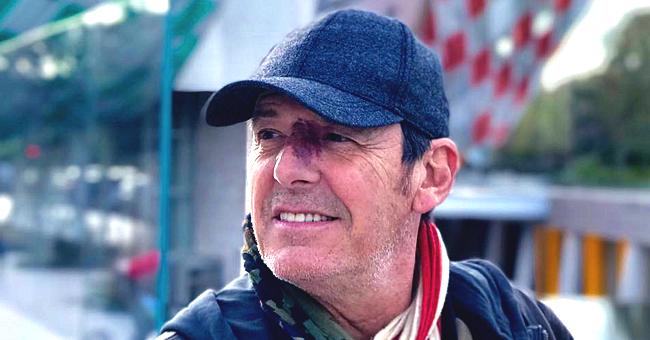 Jean-Luc Reichmann revient à son grave accident de moto où il était au seuil de la mort