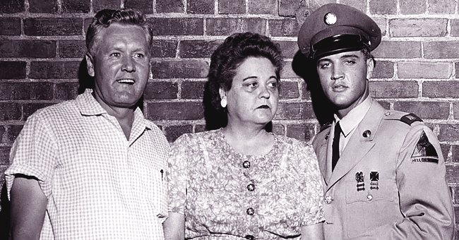 Elvis Presley Was the Only Child of Vernon and Gladys Presley - Here Are 15 Quick Facts about His Parents