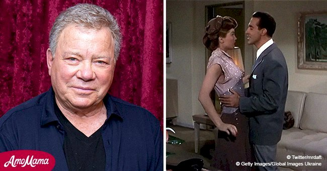William Shatner contends with fans defending 'Baby, It's Cold Outside'