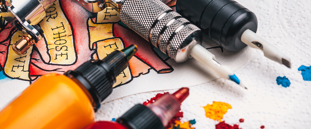 FDA Recalls Tattoo Inks Possibly Contaminated by Bacteria