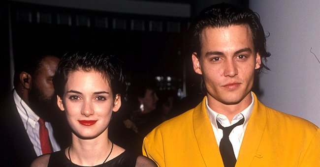 Winona Ryder and Johnny Depp attend the premiere of Cry Baby on April 3, 1990 at Club MK in New York City | Photo: Getty Images