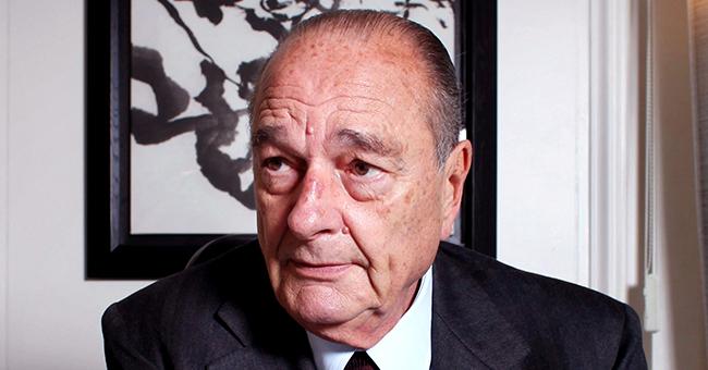 Contre l'avis de Claude Chirac, une des dernières photos de Jacques Chirac a été publiée