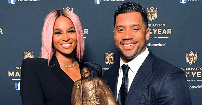 Ciara Congratulates Russell Wilson for Receiving 'Man of the Year Award' — See Her Sweet Post