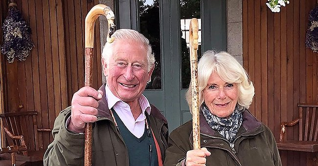 Prince Charles & Camilla Share Festive New Photo but Royal Fans Wish Merry Christmas to Diana