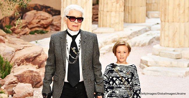 Muerte de Karl Lagerfeld: Ahijado podría heredar parte de la fortuna del diseñador