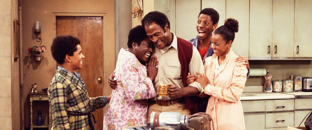 9 John Amos from 'Good Times' Quotes on American Families and Working on a TV Show
