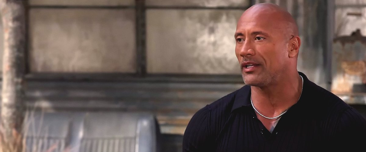 Dwayne Johnson's Lesson from Complicated Relationship with His Dad Rocky