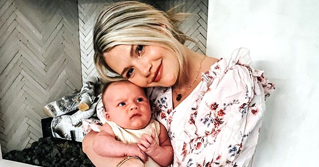 DWTS Pro Witney Carson Recalls Traumatic Childbirth One Month after Welcoming Her Son Leo