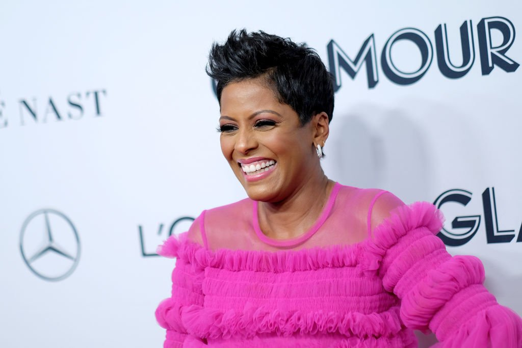 Tamron Hall attends the 2019 Glamour Women of the Year Awards at Alice Tully Hall on November 11, 2019. | Photo: Getty Images