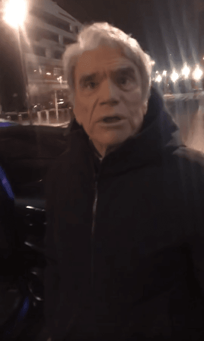 Bernard Tapie. l Source: Youtube / BFMTV