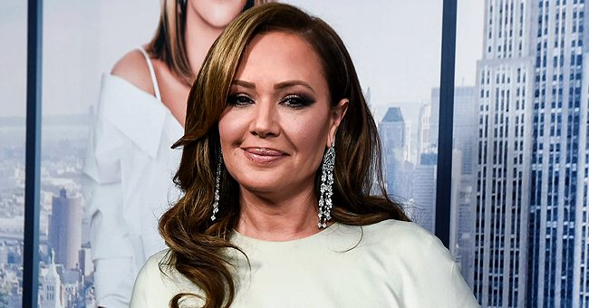What Leah Remini Thinks of the Late Jerry Stiller