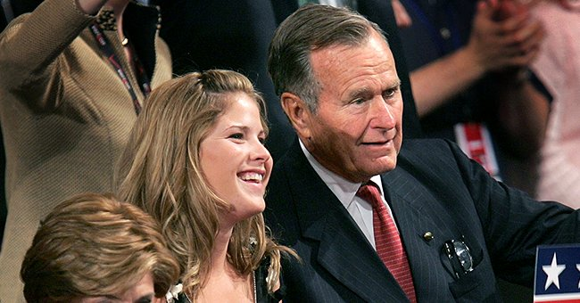 Jenna Bush Hager Reflects on Her Grandfather, George H W Bush's Last Words to Her Sister Barbara