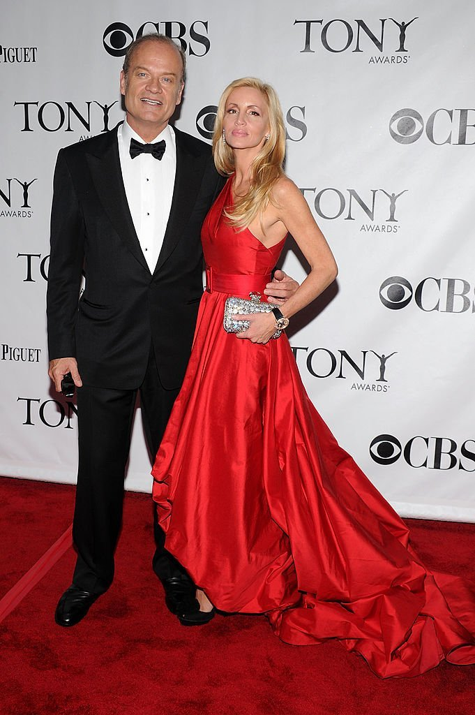Kelsey Grammer and Camille Grammer attends the 64th Annual Tony Awards at Radio City Music Hall. | Photo: Getty Images