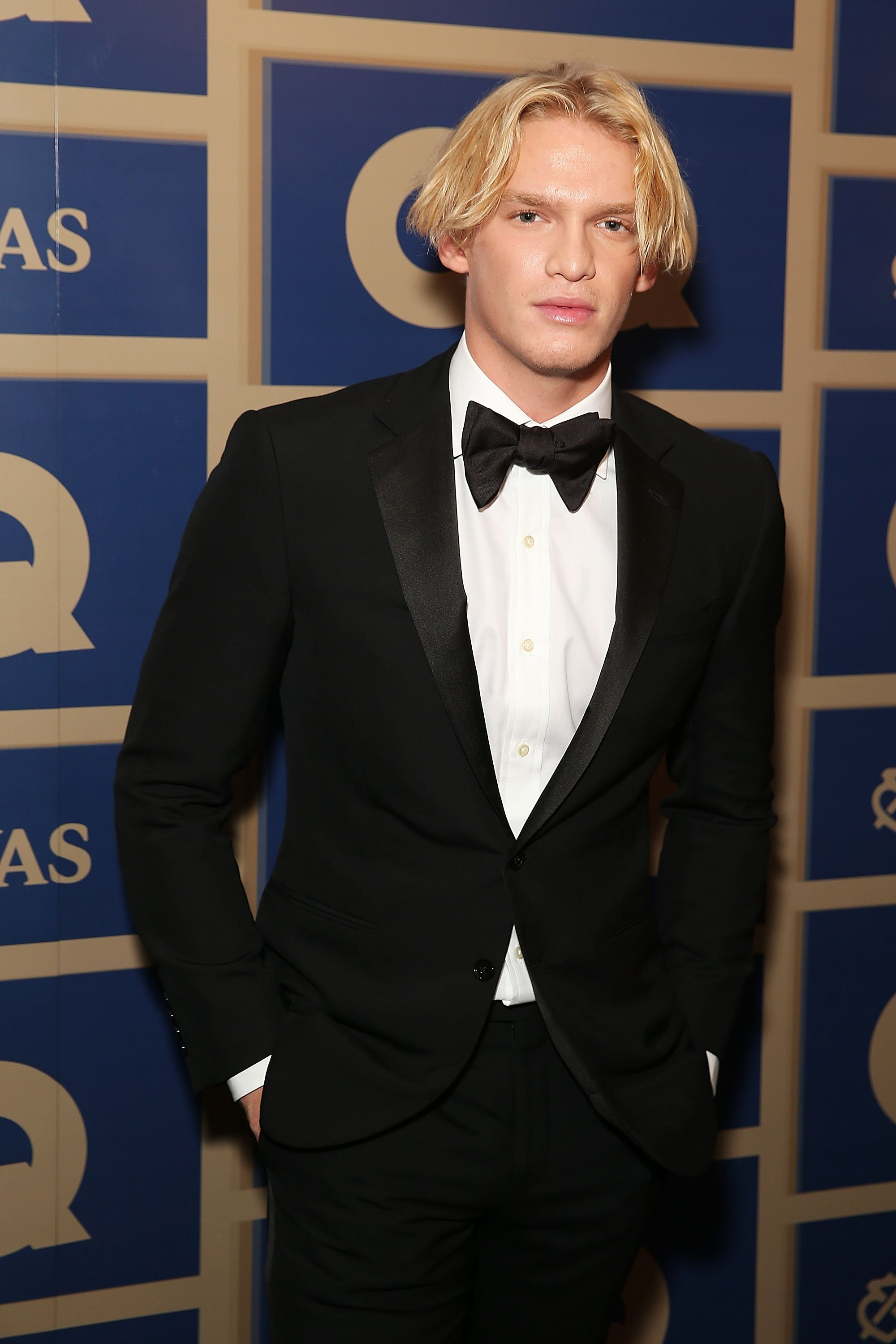 Cody Simpson pictured at 2015 GQ Men Of The Year Awards in Sydney, Australia on November 10, 2015. | Photo: Getty Images