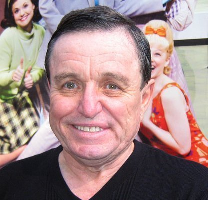 Jerry Mathers, 2007. | Source: Wikimedia Commons