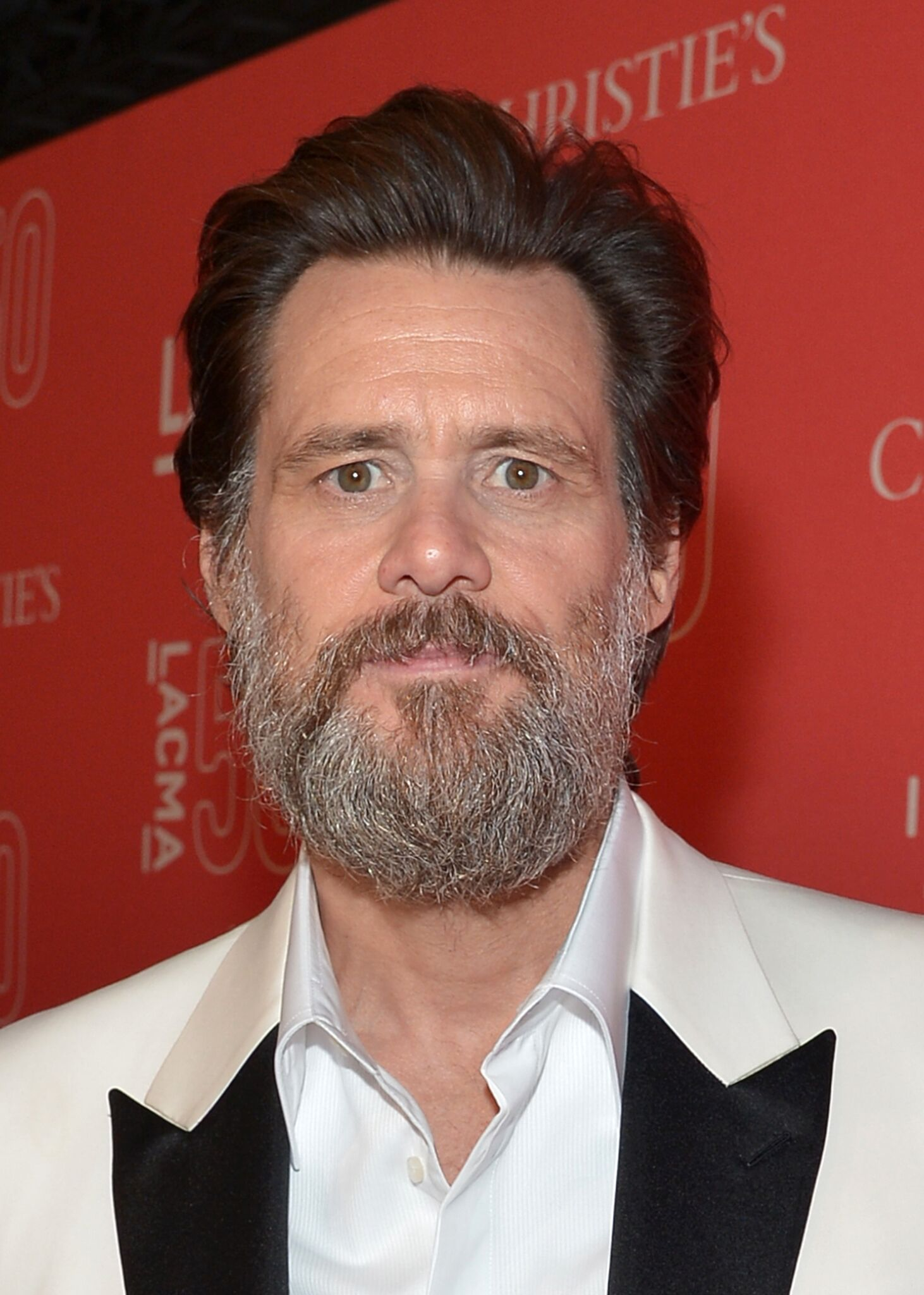 Jim Carrey attends the LACMA 50th Anniversary Gala sponsored by Christie's at LACMA  | Getty Images