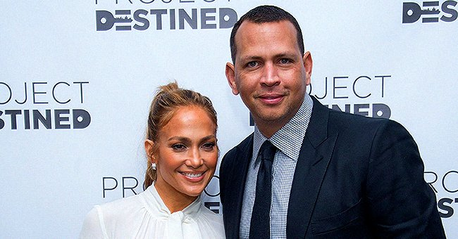 Jennifer Lopez and Alex Rodriguez Workout Together during Quarantine